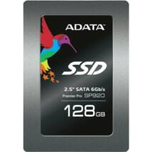 "ADATA 2.5"" SSD SATA III 128GB Solid State Disk, SP920 Premier Pro Series"