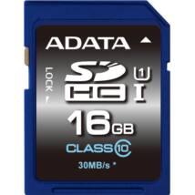 ADATA Memóriakártya SDHC 16GB UHS-I CLASS 10