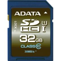 ADATA Memóriakártya SDHC 32GB UHS-I CLASS 10