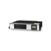 AEG UPS Protect B. Pro (8 IEC13) 1400VA (1260 W) LINE-INTERACTIVE szünetmentes tápegység,rack(2U)/torony, bővíthető, LCD