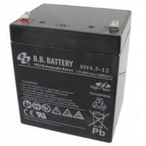 APC (BB) Akkumulátor 12V/4.5Ah Zárt gondozás mentes AGM [RBC11 (16), RBC43 (8)]