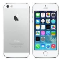 APPLE iPhone 5S 16GB Silver okostelefon