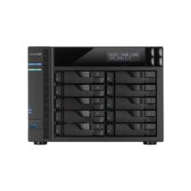 ASUSTOR NAS Storage 10 fiókos AS7010T 2x3,5Ghz, 2Gb RAM, 2x10/100/1000, 2xUSB 2.0, 3xUSB3.0, 2xeSATA