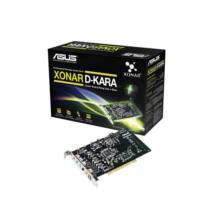 ASUS Hangkártya PCI 5.1 Xonar D-KARA