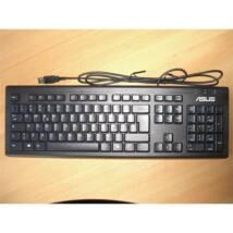 ASUS Vezetékes Billentyűzet USB fekete - Olasz