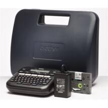 BROTHER Asztali feliratozógép és címkenyomtató, PTD210VPYJ1, 3.5/6/9/12 mm széles TZe szalagokhoz