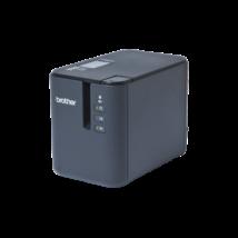 BROTHER Cimkenyomtató PT-P900W, Professzionális PC csatlakozású címkenyomtató integrált Wi-Fi kapcsolattal