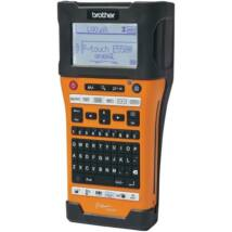 BROTHER Cimkenyomtató PT-E550W, ipari címkéző, integrált WiFi/PC csatlakozással és címkézési alkalmazás okostelefonhoz