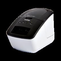 BROTHER Címkenyomtató QL-700, DK szalag: 62mm-ig, 150 mm/s, 300 dpi, USB