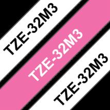 BROTHER Festékszalag csomag TZe-32M3, 2db TZe-231 + ajándék 1db TZe-MQP35