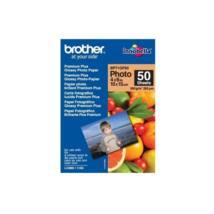 """BROTHER Fotópapír BP71GP20, Prémium fényes fotópapír (4"""" x 6"""" / 20 lap / 260g/m2)"""