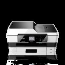 BROTHER Tintasugaras MFP NY/M/S/F MFC-J6520DW, A3, színes, 35 lap/perc, WiFi/LAN/USB, ADF, duplex, 6000x1200dpi, 128MB