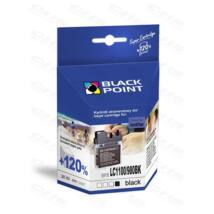 Black Point patron BPBLC1100/980Bk (Brother LC1100/980 Bk), fekete