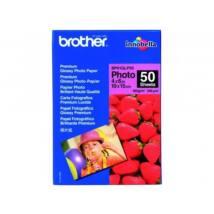 BROTHER Fotópapír BP61GLP50, 50db/csomag