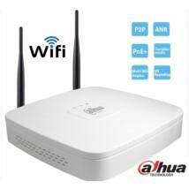 DAHUA IP NVR rögzítő célhardver NVR-4104W + Wifi