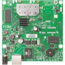 MIKROTIK Vezeték nélküli Router RouterBOARD RB911G-2HPnD alaplap