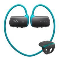 SONY Vízálló walkman® NWZWS613L vízálló (2m-ig), + távvezérlő, NFC és Bluetooth, 4 GB, USB csatlakozás 1 teljes töltésse